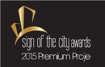 Modda Sing of the City Awards 2015 Ödülü